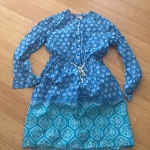 EXC Anthropologie Meadow Rue Dress size large/12